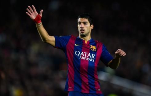 Luis Suárez anotó su segundo gol con el Barcelona