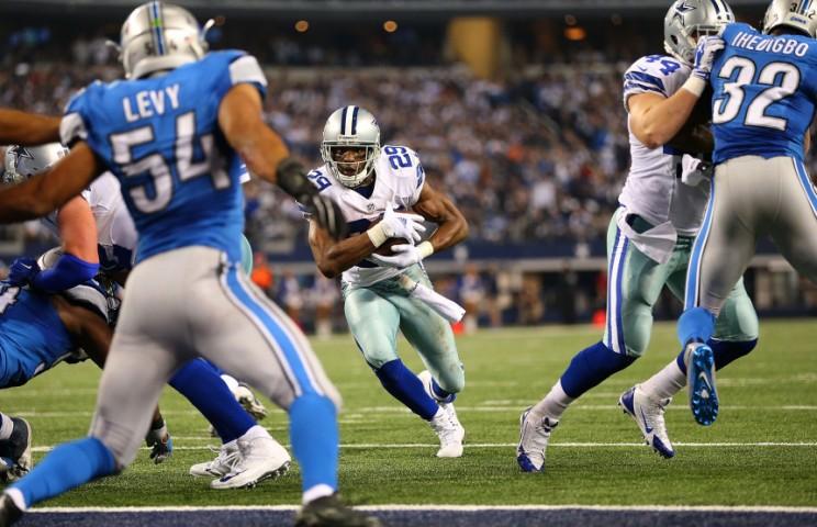 Wild Card Playoffs - Detroit Lions v Dallas Cowboys