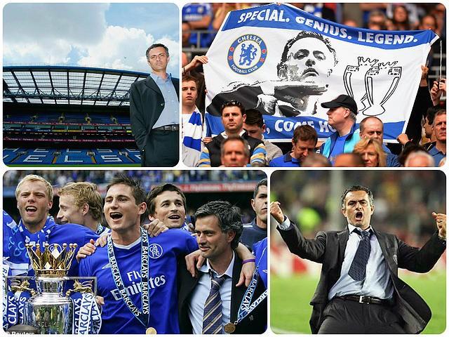 """Mourinho: el """"Special One"""" llega a Inglaterra"""
