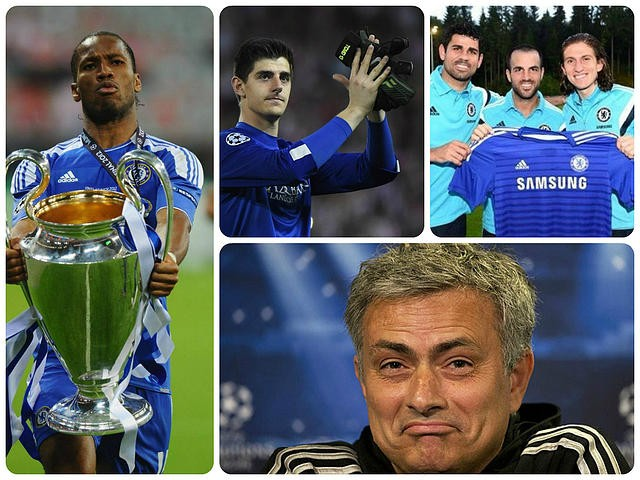 Mourinho vuelve al Chelsea