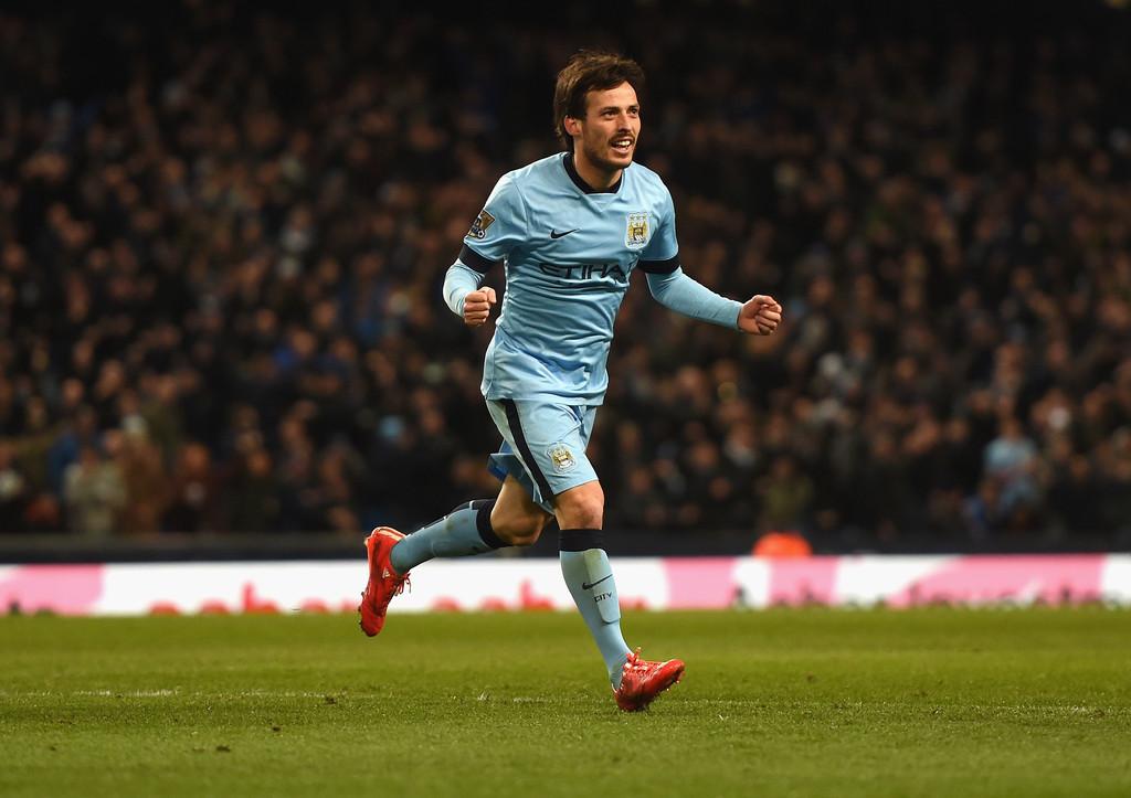David+Silva+Manchester+City+v+Newcastle+United+VX1sk2Gberrx
