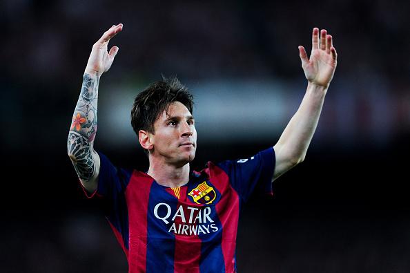 ¿Será Messi el nuevo Iniesta?