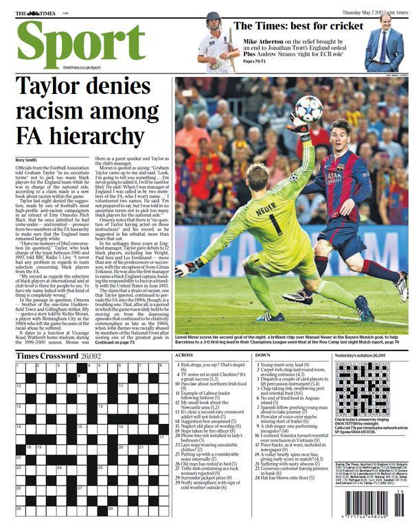 Portada de Times del 7 de mayo de 2015