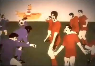 THE BEATLES FUTBOL2