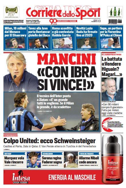 Portada Corriere 20150712