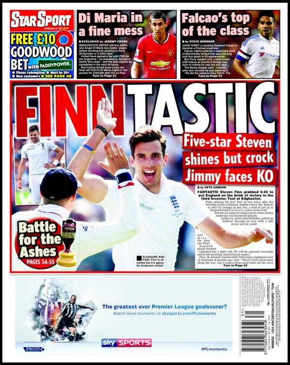 portada-de-daily-star-del-31-de-julio-de-2015