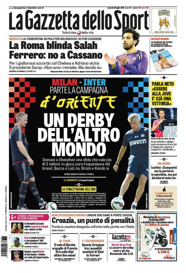 portada-de-gazzetta-dello-sport-del-24-de-julio-de-2015