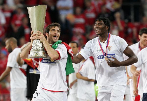 Fussball International: UEFA-Cup Finale