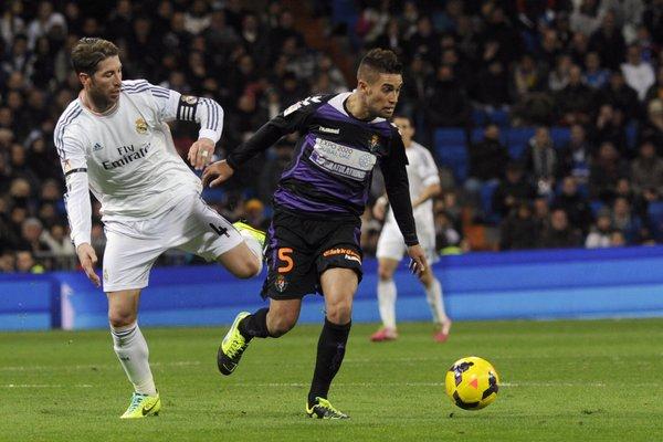 Real Madrid vs. Real Valladolid, Madrid
