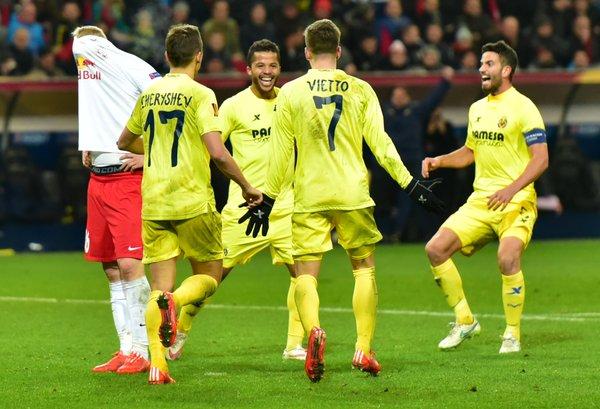 Red Bull Salzburg - FC Villarreal