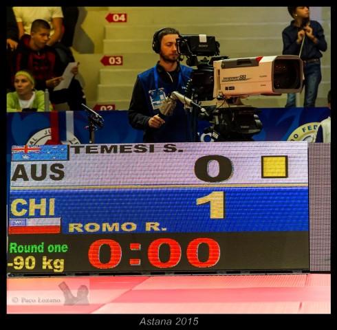 - 66 kg World Championships  Astana 2015 by Paco Lozano-5385