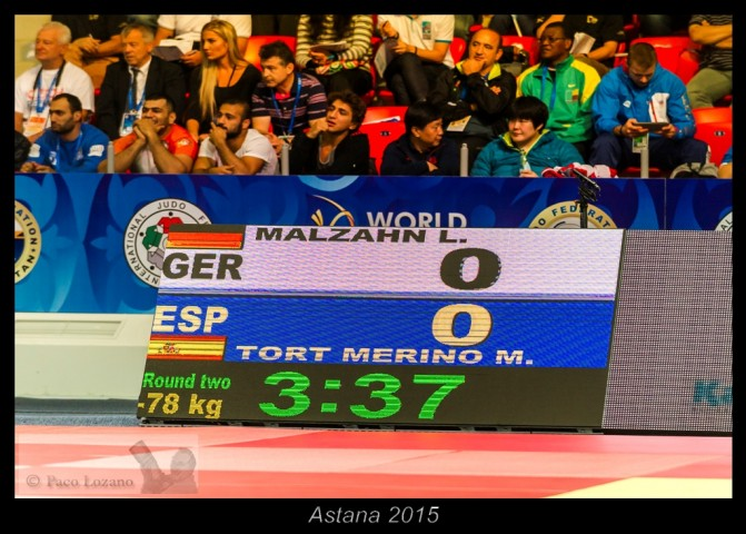 - 66 kg World Championships  Astana 2015 by Paco Lozano-5566