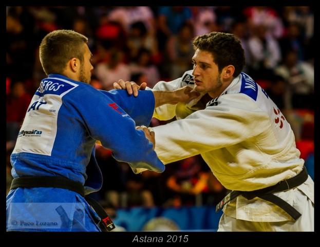 - 66 kg World Championships  Astana 2015 by Paco Lozano-5714