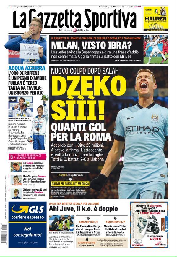 Gazzetta 20150802