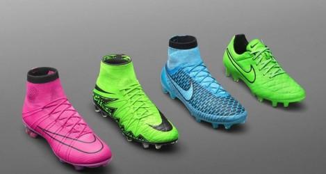Colección Lightning Storm de Nike