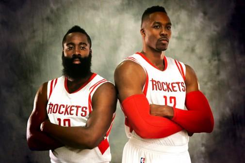 James Harden y Dwight Howard ante el gran reto de conseguir el anillo NBA