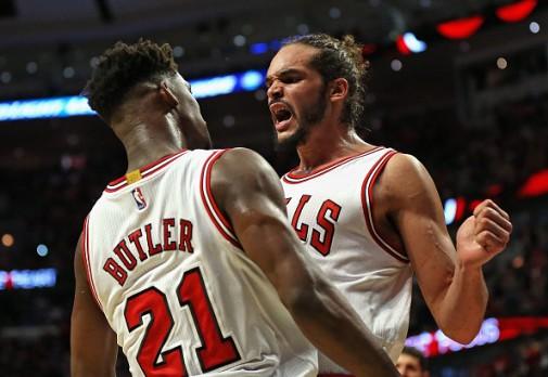 Butler y Noah, dos especialistas defensivos de los Bulls