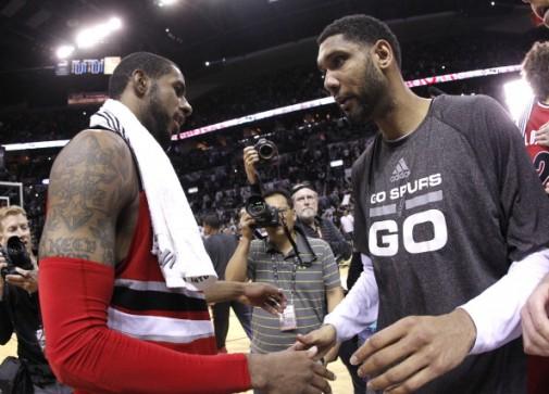De rivales, a compañeros de pintura. Una de las parejas más temidas de la NBA