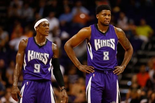 Rajon y Rudy, las claves de los Kings para esta temporada
