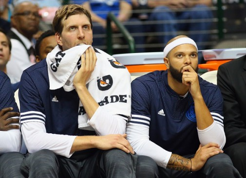 Dirk Nowitzki y Deron Williams, la 'doble D' de Dallas para esta temporada