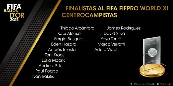 MEDIOS FIFA