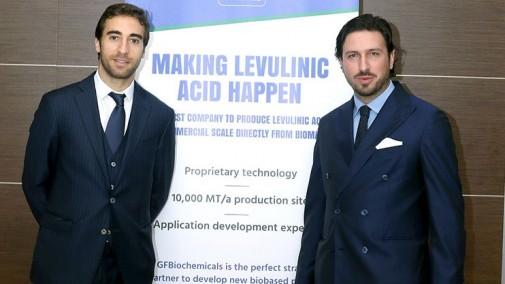 Mathieu Flamini y Pasquale Granata fundadores de FG Biochemicals