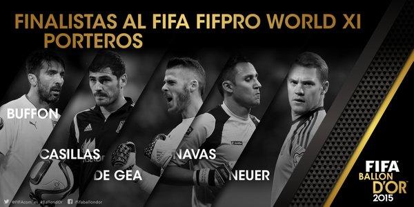 PORTEROS FIFA