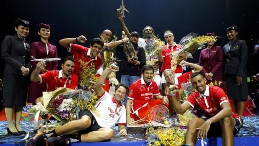 Ganadores del IPTL 2015 | Imagen www.iptlworld.com