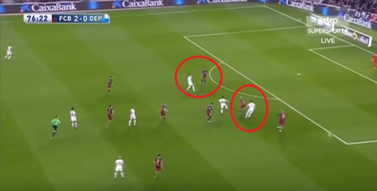 Barcelona 2 - 2 Deportivo