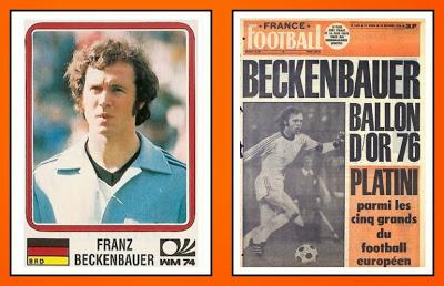 1976-Franz Beckenbauer