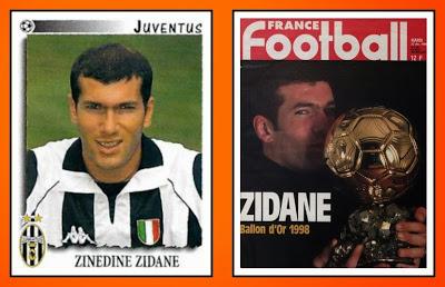 1998-Zinedine Zidane