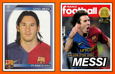 2009-Léo Messi