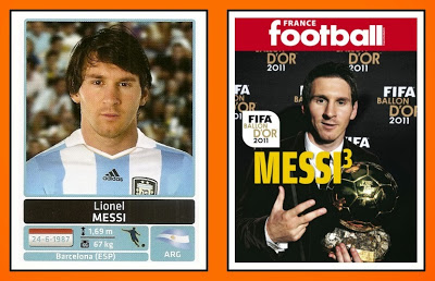 2011-Léo Messi