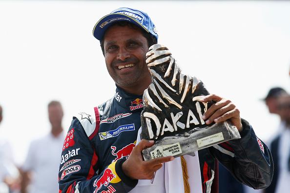 Nasser Al Attiyah Dakar - Sphera Sports