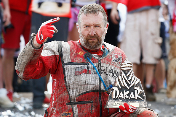 2015 Dakar Rally - Day Fourteen