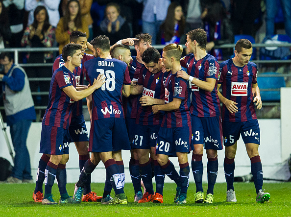 SD Eibar v Getafe CF - La Liga