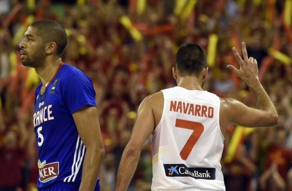 Navarro, el 3 que siempre deja cariacontecidos a sus rivales   Getty