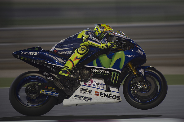 MotoGP Tests In Doha