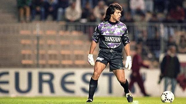 En el ocaso de su carrera, fichó por el Hércules de Alicante (Corazónblanco)