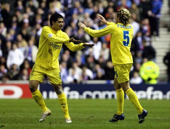 UEFA Champions League: Rangers v Villarreal