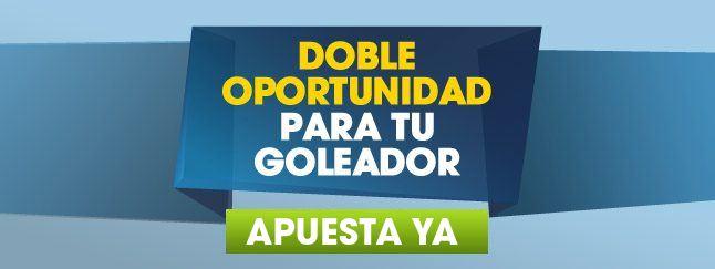 wh doble oportunidad goleador interior
