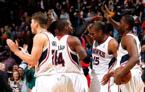 Un equipo por encima de nombres, así son los Hawks | Getty Images