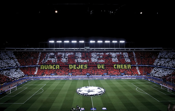 Atletico Madrid v PSV Eindhoven - UEFA Champions League
