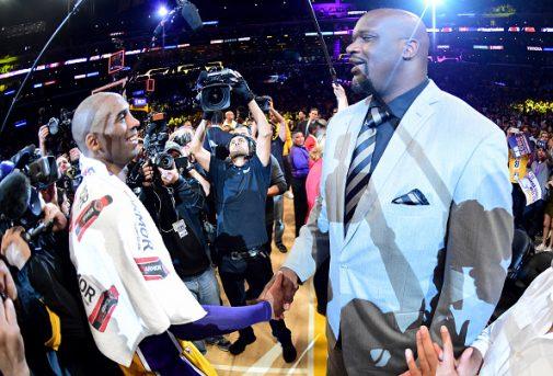 Kobe y Shaq. Amigos, compañeros, enemigos y rivales | Getty Images