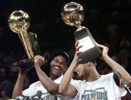 Tim Duncan. 1999 | Anillo y MVP