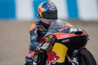 Brad Binder Moto3 España 2016 - Sphera Sports