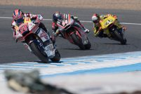 Sam Lowes Jonas Folger Álex Rins Moto2 España 2016 - Sphera Sports