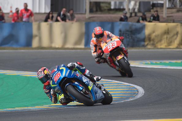 Maverick Viñales Marc Márquez MotoGP 2016 - Sphera Sports