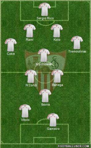 Sevilla once