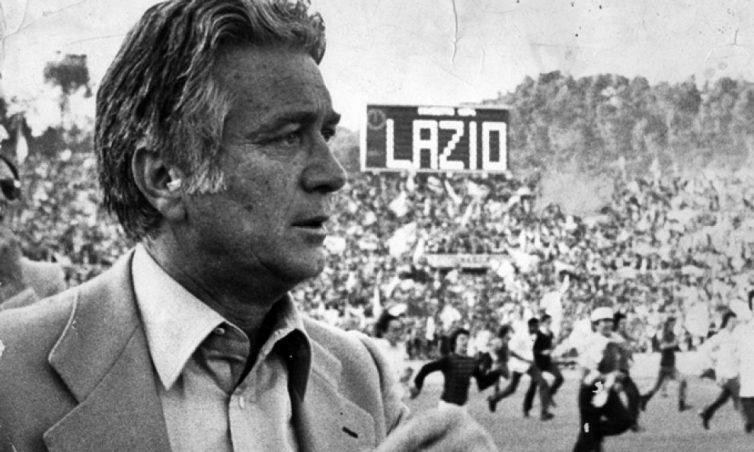 Tommaso Maestrelli, entrenador de la Lazio de las pistolas (Foto: Corriere Dello Sport)